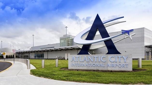 Airlines At Atlantic City Airport Nj